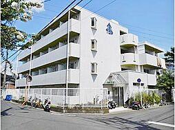 埼玉県久喜市久喜東2丁目の賃貸マンションの外観