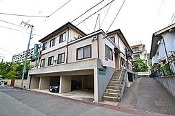 兵庫県神戸市灘区大和町4丁目の賃貸アパートの外観