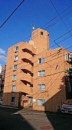 北海道札幌市中央区南十八条西17丁目の賃貸マンションの外観