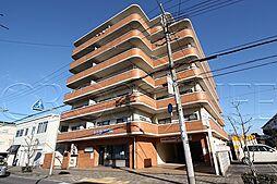 ハッピーコート明石[2階]の外観