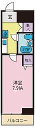 ライオンズマンション[10階]の間取り