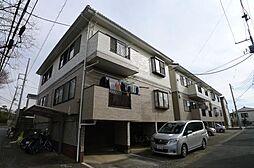 富士ハウスB[2階]の外観
