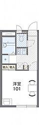 カノイヅカ[2階]の間取り