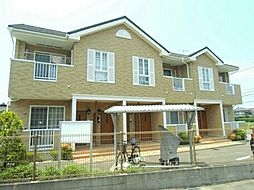 福岡県福岡市早良区野芥6丁目の賃貸アパートの外観