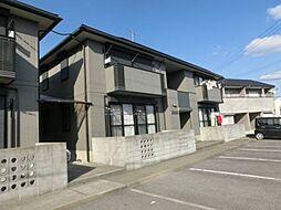 和歌山県海南市阪井の賃貸アパートの外観