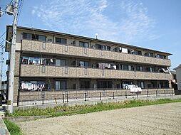 リヴェール北島[202号室]の外観