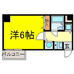 メゾンイマイ[2階]の間取り
