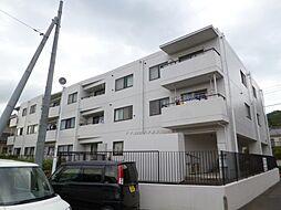 東京都あきる野市舘谷の賃貸マンションの外観