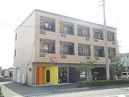 愛媛県松山市和泉南1丁目の賃貸マンションの外観