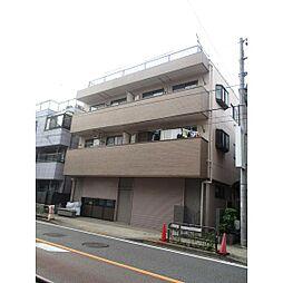 東京都世田谷区代田1丁目の賃貸マンションの外観