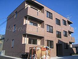 北海道札幌市東区北丘珠五条3丁目の賃貸マンションの外観