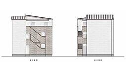 パークFLATS桜川 〜パークフラッツサクラガワ〜[3階]の外観