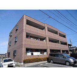 愛知県名古屋市中川区戸田西2丁目の賃貸マンションの外観