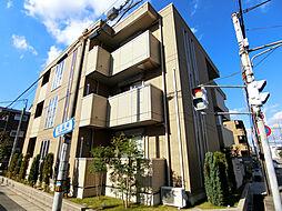 兵庫県西宮市甲子園五番町の賃貸マンションの外観