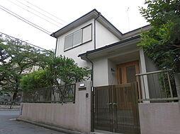 [一戸建] 東京都板橋区成増5丁目 の賃貸【/】の外観