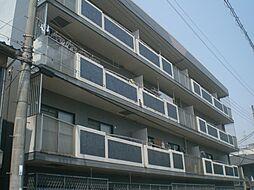 コーポ雅1[3階]の外観