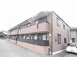 兵庫県姫路市飾磨区妻鹿の賃貸マンションの外観