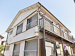 コーポ永戸[2階]の外観