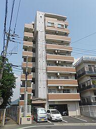 長崎県長崎市城山町の賃貸マンションの外観