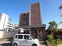奈良県香芝市五位堂2丁目の賃貸マンションの外観