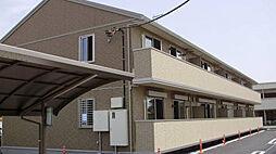 埼玉県春日部市備後西1丁目の賃貸アパートの外観