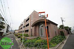 大阪府東大阪市若江北町1丁目の賃貸マンションの外観