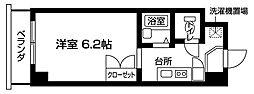 FCプレミール三田[8階]の間取り