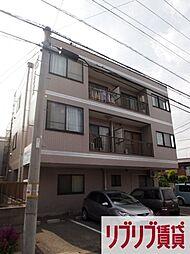 千葉県千葉市中央区亀岡町の賃貸マンションの外観