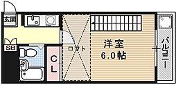 東福寺駅 3.3万円