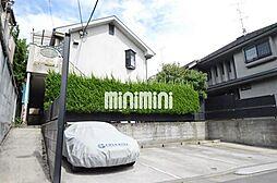 東急東横線 都立大学駅 徒歩3分の賃貸アパート