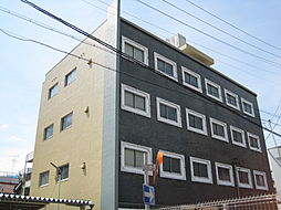 愛知県名古屋市東区東大曽根町の賃貸マンションの外観