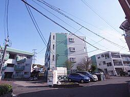 昇栄マンション[3階]の外観