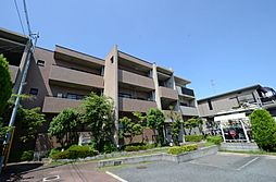 兵庫県西宮市弓場町の賃貸マンションの外観