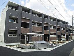 グラディート 友井3 弥刀5分[1階]の外観