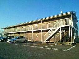 香川県丸亀市三条町の賃貸アパートの外観