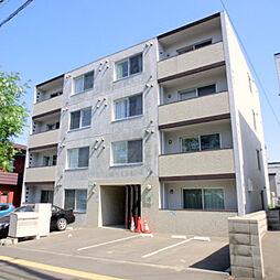Roxana Residence[4階]の外観