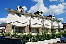 10ハーツハウス[1階]の外観