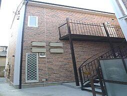 ハーミットクラブハウス京急弘明寺[202号室]の外観