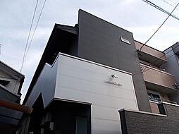 レジデンシアコート[1階]の外観
