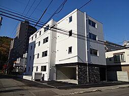 Hills SapporoIII[406号室号室]の外観