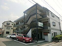 大阪府茨木市水尾1の賃貸マンションの外観