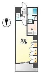 丸の内USビル[7階]の間取り