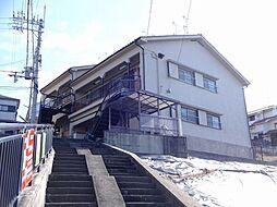 リーフハイツ玉手町[2階]の外観