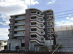 兵庫県尼崎市南武庫之荘6丁目の賃貸マンションの外観
