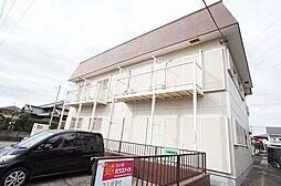 ロイヤルハイツ池田II[101号室]の外観