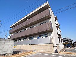 奈良県大和郡山市観音寺町の賃貸アパートの外観