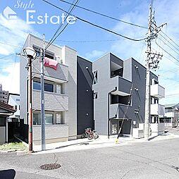 名古屋市営東山線 八田駅 徒歩5分の賃貸アパート