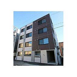 札幌市営東西線 西11丁目駅 徒歩14分の賃貸マンション