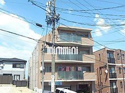 京命マンション[3階]の外観