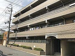 京都府京都市北区上賀茂西後藤町の賃貸マンションの外観